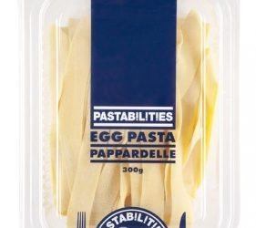 Pastabilities (Pappardelle) – Egg Pasta (300g)