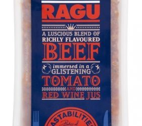 Pastabilities (Ragu) – Beef, Tomato, Red Wine Jus (500g)