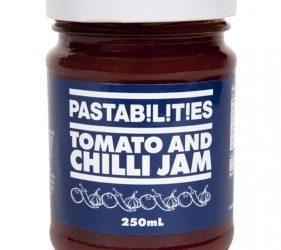Pastabilities (Sauces) – Tomato & Chilli Jam (250ml)