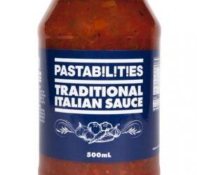 Pastabilities (Sauces) – Traditional Italian (500ml)